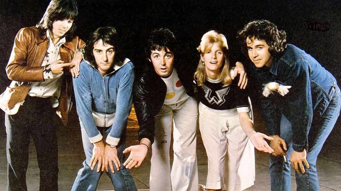 Lanzan reediciones de lujo de discos de Paul McCartney & Wings