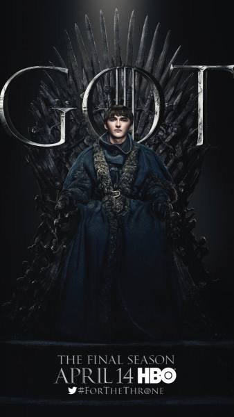 Game of Thrones poster ultima temporada