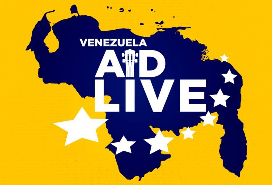 live aid venezuela