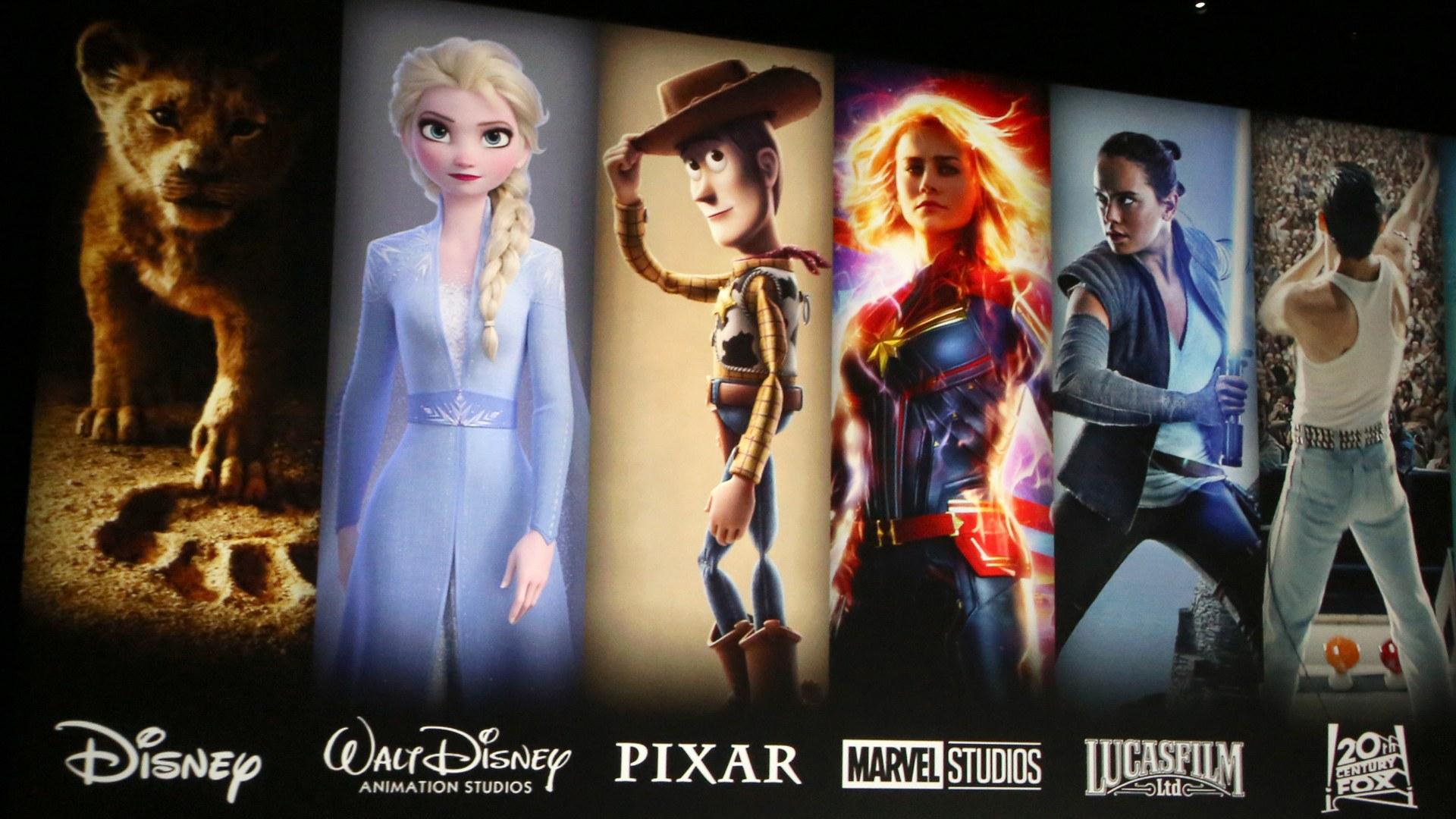 Disney Plus Presento Su Catalogo De Lanzamiento