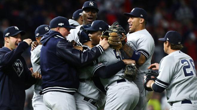 Yankees #ALDS