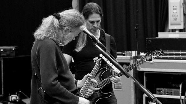 Megadeth ensayando, 2020