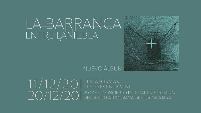 LaBarranca_EntreLaNieblaÁlbum