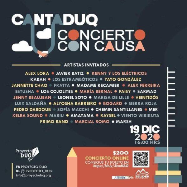 CantaDUQ_Concierto