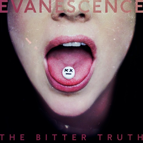 Evanescence_TheBitterTruthCover