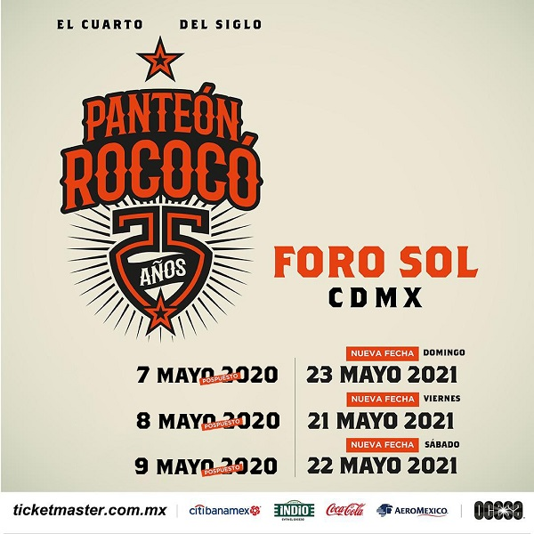 PanteónRococó_ForoSol2021