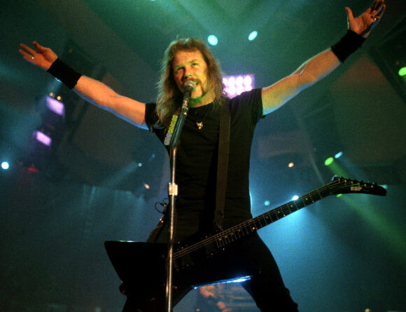 Metallica_JamesHetfield_1993