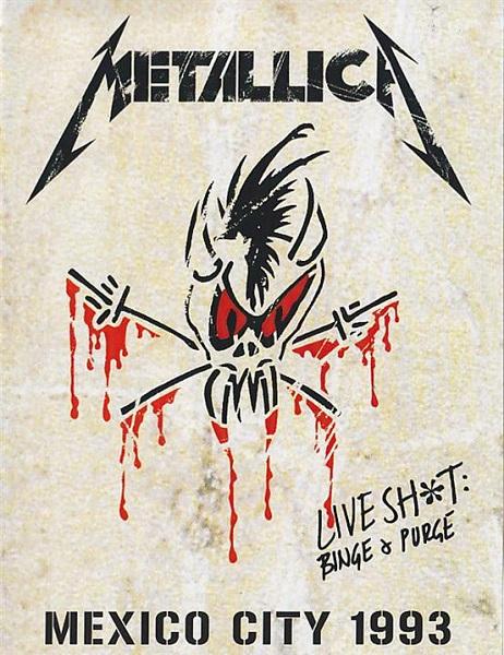 Metallica_México_1993