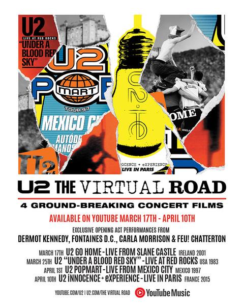 U2_TheVirtualRoad