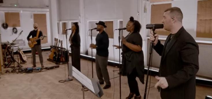 """Love Goes: Live at Abbey Road Studios"""": el nuevo álbum en vivo de Sam Smith"""