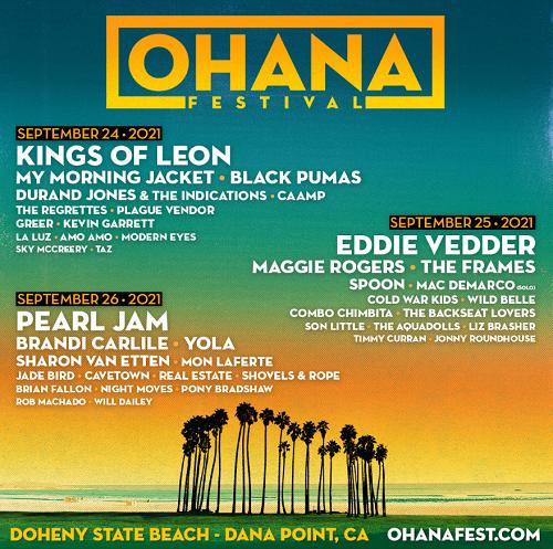 OhanaFestival2021_Lineup