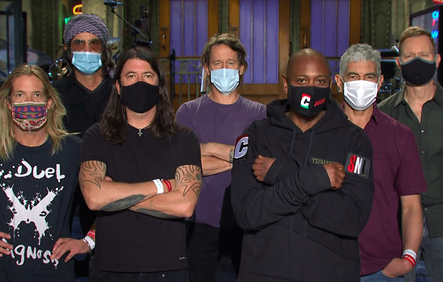 FooFighters_DaveChappelle