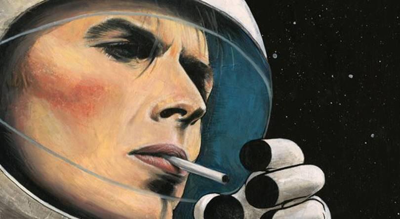 """Estrenan nuevo video de Bowie a 50 años de """"Space Oddity"""""""