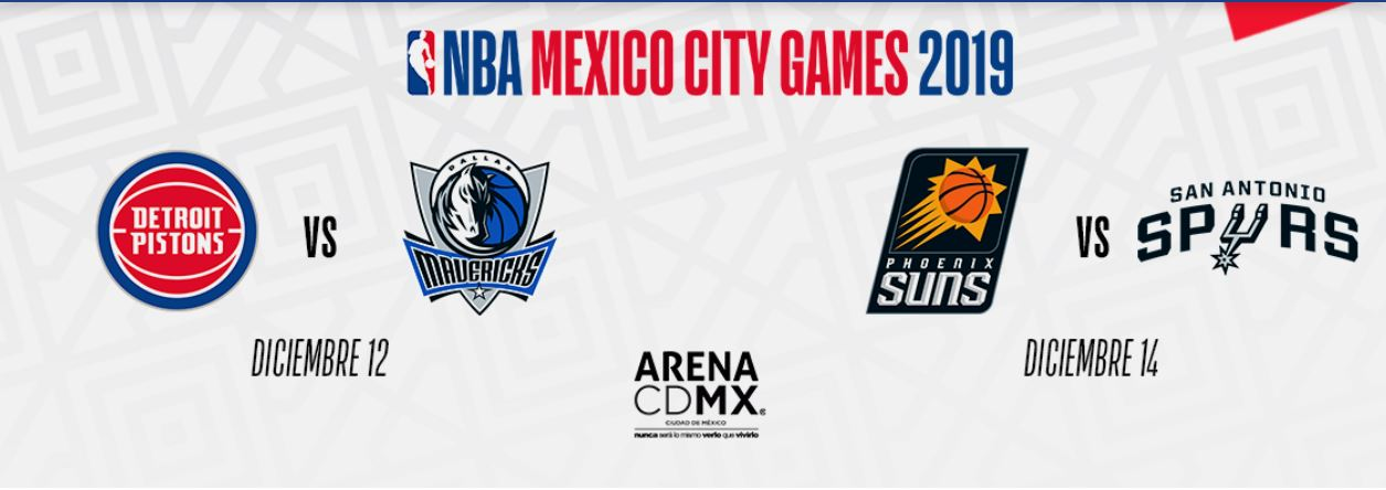 NBA Mexico City Games