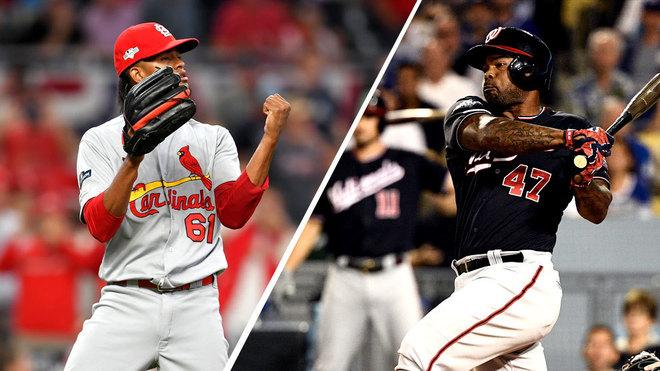 cardenales vs Nacionales