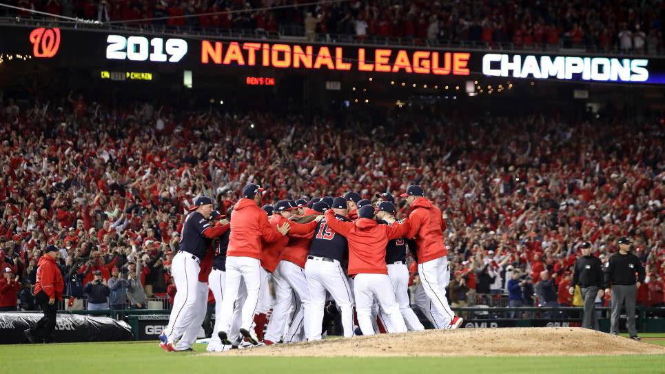 nacionales MLB