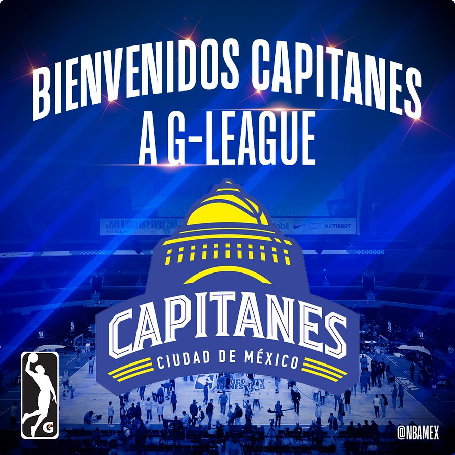 capitanes NBA