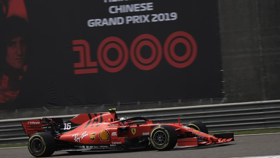 Gran Premio de China 2020
