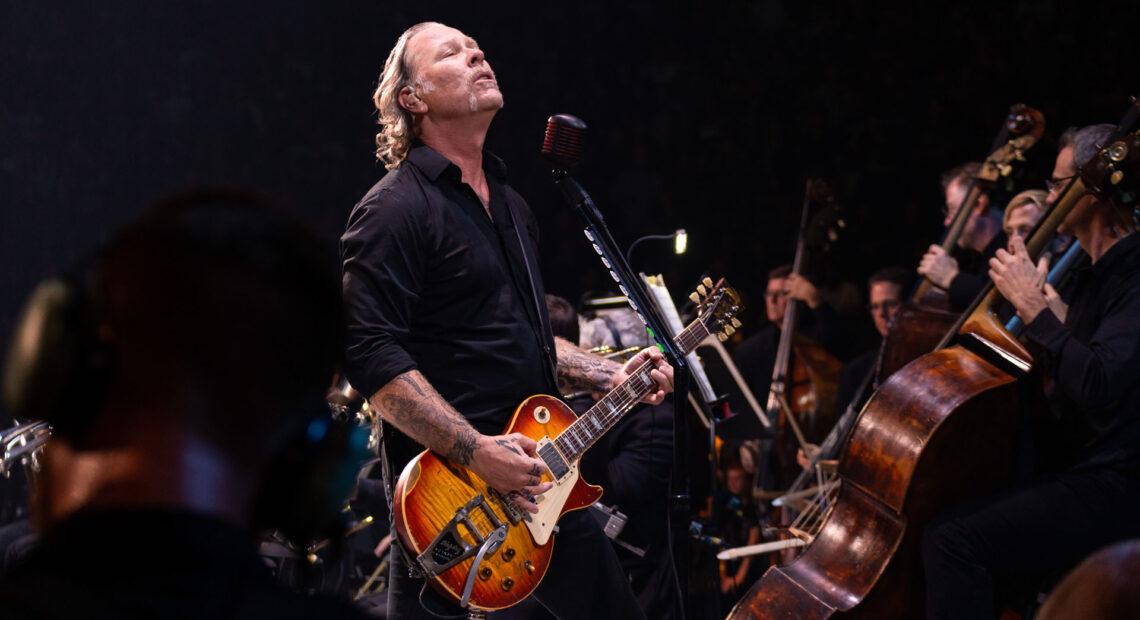 S&M2: Metallica y la Orquesta Sinfónica de San Francisco, segundo asalto