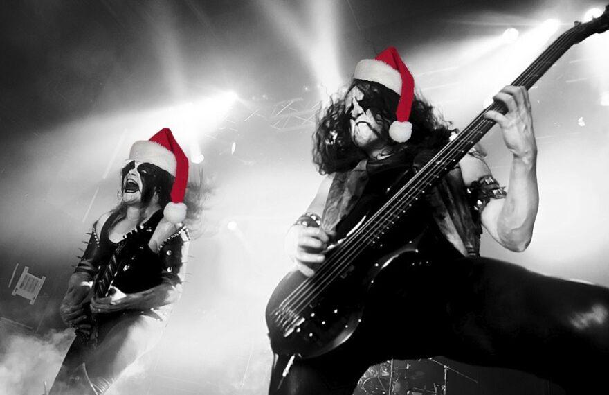 ChristmasMetalSongs