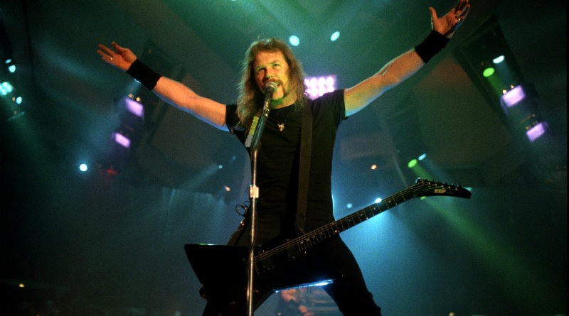 Metallica_JamesHetfield_1993