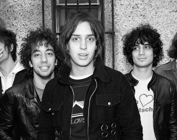 The Strokes by Roger Woolman