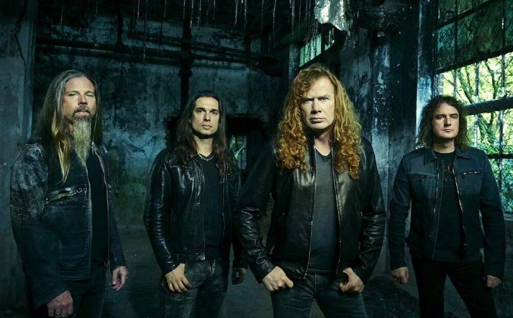 Megadeth_Band