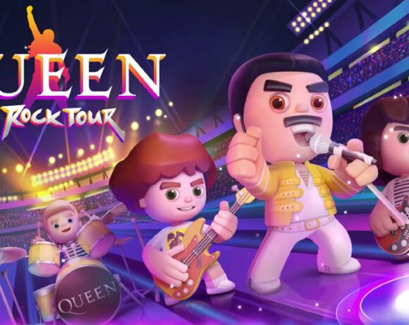 QueenRockTour_Videojuego