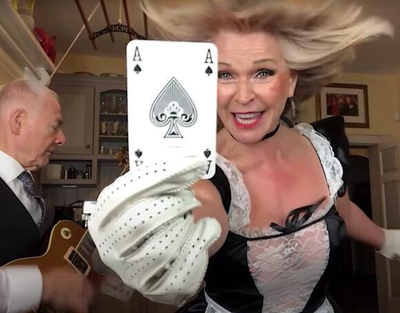 Robert-and-Toyah-Ace-of-Spades
