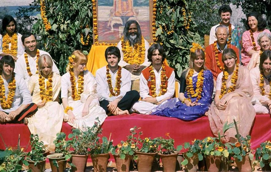 TheBeatles_India