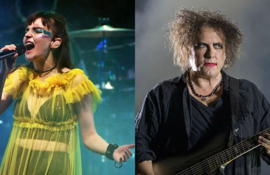 Chvrches_RobertSmith_TheCure