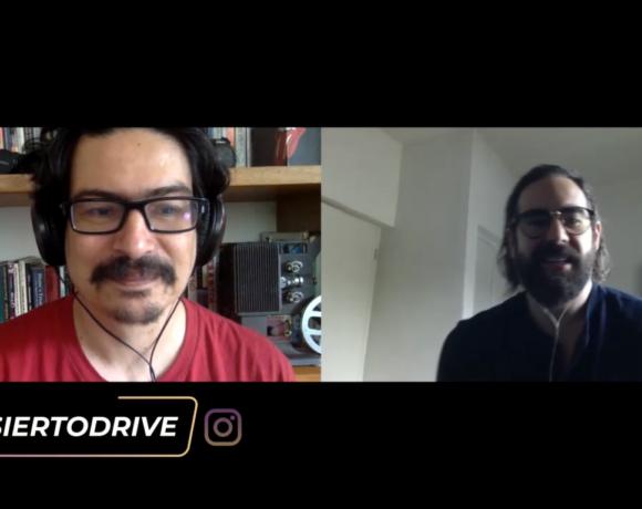 Entrevista con Desierto Drive