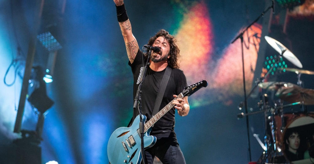 FooFighters_Documental